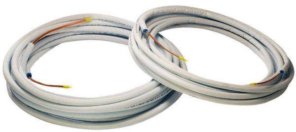 TOSHIBA PM-2325 Kältemittelleitung Kupferrohr PM-2325 doppelt ø 6+10 mm isoliert (25 Meter)