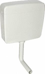 WC-Spülkasten Universal Corallo 3 2-Mengentechnik