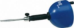 Hand-und Elektro-Rohrreinigungsgerät mit flexibler Spirale 6,0 mm x 4,5 m
