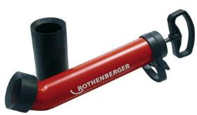 ROTHENBERGER Ropump super Plus Saug-Druckreiniger
