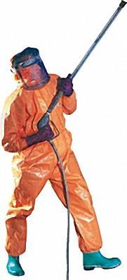 Schutzanzug Kleenguard A80 orange Grösse XL