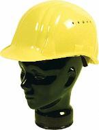 Arbeits-Schutzhelm gelb