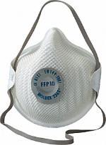 Atemschutzmaske FFP1 D Aktiv Form mit Klimaventil VPE 20 Stück