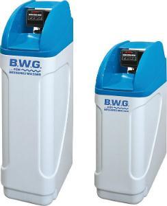BWG Kabinett Wasserenthärtungsanlage Hanseat