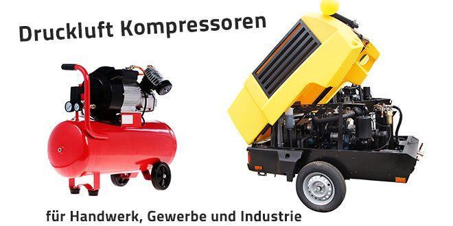 Druckluft Kompressoren