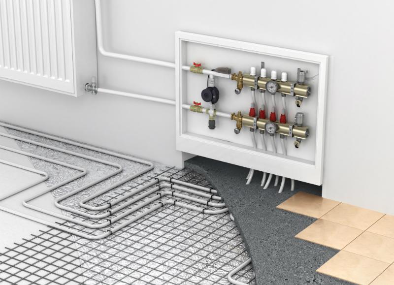Fußboden Und Wandheizung Kombinieren ~ Flächenheizungen in kombination meinhausshop magazin