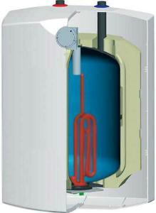 Warmwasserspeicher druckfest Typ GT 10 O EVE 10 Liter Übertisch elektrisch