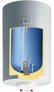 Warmwasserspeicher druckfest Typ TG 150 EVE 150 Liter elektrisch