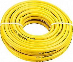 Wasserschlauch NTS-Whiteplus gelb 25 Meter
