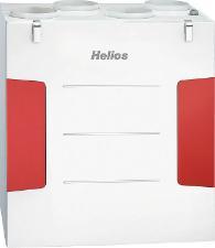 HELIOS Wandgeräte mit Wärmerückgewinnung