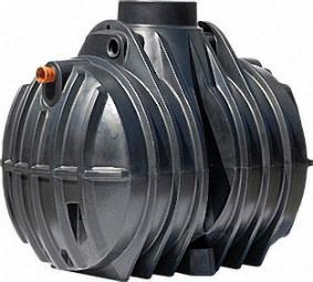 Kunststoff-Erdtank ET-7000-B-P BASIS 7000 Liter