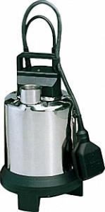 LOWARA Tauchpumpe TypDOC mit Schwimmerschalter 0,25 kW für Regenwasser