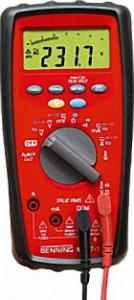 BENNING Digital-Multimeter MM7-1 CAT IV 600 Volt