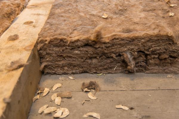 Die Dämmung ist beim Dachausbau sehr wichtig