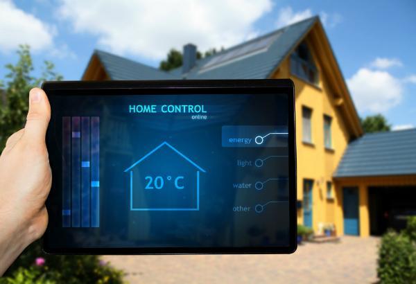 Klimasteuerung im Smart Home