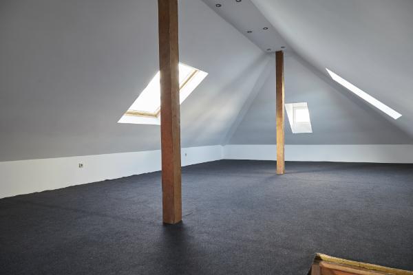 Mehr nutzbare Wohnfläche durch einen Dachausbau