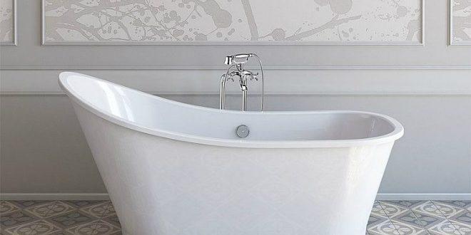 Freistehende badewanne mineralguss oder acryl  Mineralguss- oder Acrylbadewanne - MeinHausShop Magazin