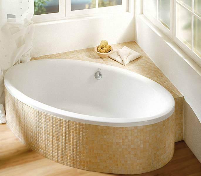 IDEAL STANDARD K6695 OVAL - BADEWANNE