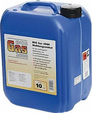BCG GAS DICHTUNGSMITTEL 2000 DIN-DVGW-REG. NR. NG-5153BL0184 10 LITER KANISTER