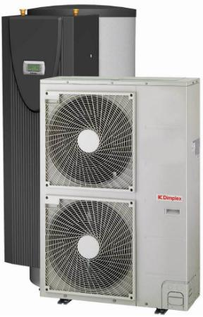 Dimplex Split Luft Wasser Waermepumpe Splydro 366710 LAW 14ITR
