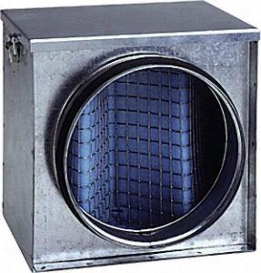 S&P Luftfilterbox mit Filter G4 MFL-100 8000103805