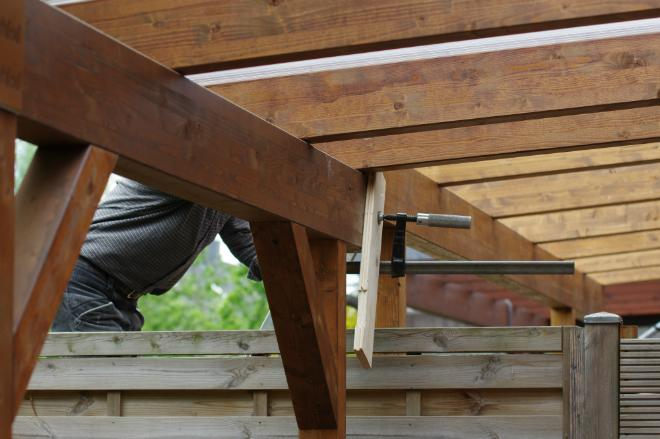 terrassen berdachung selber bauen meinhausshop magazin. Black Bedroom Furniture Sets. Home Design Ideas