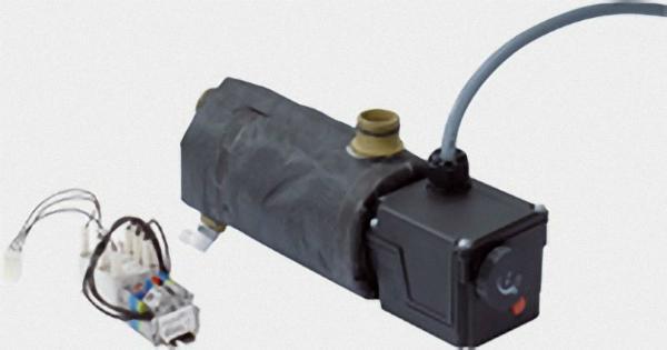 Viessmann ZK01537 Heizwasser-Durchlauferhitzer (9 KW) fuer Vitocal 300-G