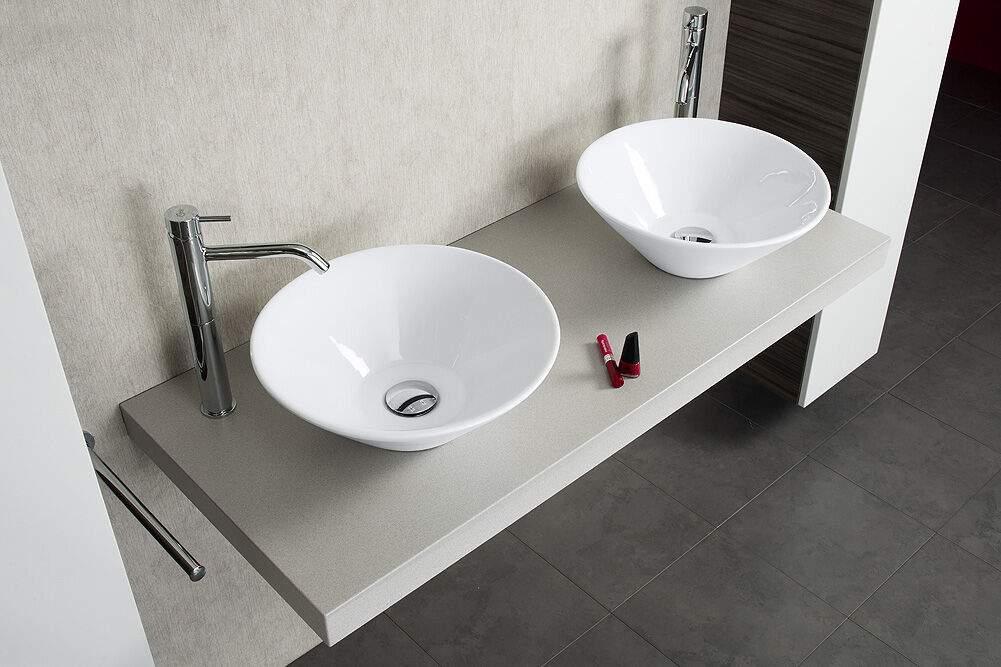 waschtisch f r aufsatzwaschbecken meinhausshop magazin. Black Bedroom Furniture Sets. Home Design Ideas
