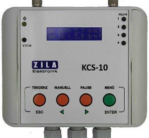 ZILA KLIMA / CO2 -STEUERUNG KCS-10