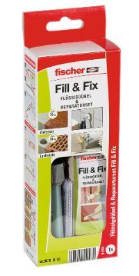 FISCHER 51097 FLÜSSIGDÜBEL FILL & FIX 2-K INJEKTIONSMASSE VPE 1
