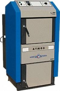 Atmos Holzvergaser DC 25 GSE lange Brennkammer 530mm