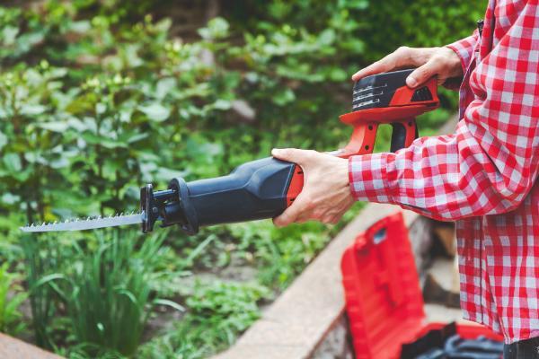 Der elektrische Fuchsschwanz funktioniert meistens mit einem batteriebetriebenen Elektromotor