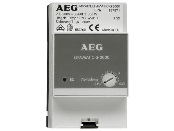AEG Elfamatic G3000 Zentralsteuergeraet