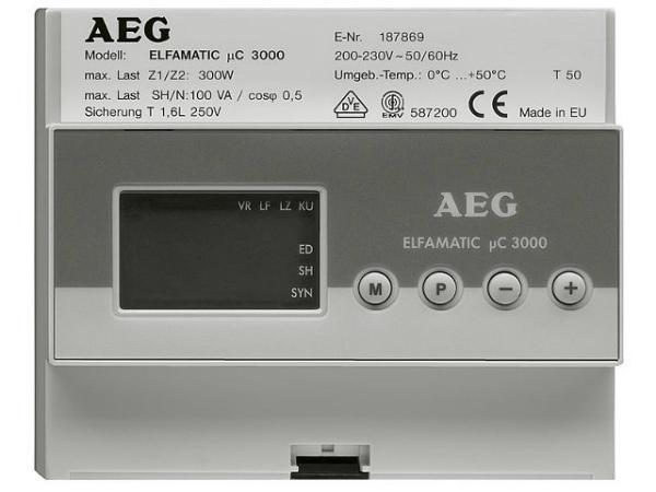 AEG Elfamatic UC3000 Zentralsteuergeraet