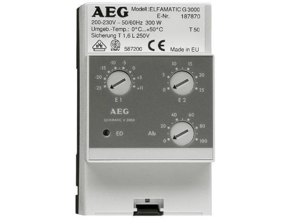 AEG Elfamatic V3000 Zentralsteuergeraet