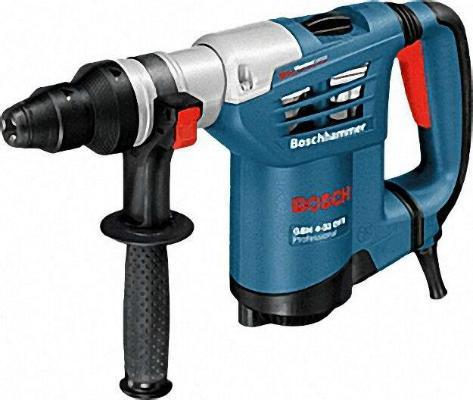 BOSCH-Bohrhammer-4-kg-Klasse-GBH-4-32-Dfuer-Professional-Nennaufnahmeleistung-900-W