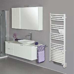 elektrische handtuchheizung im bad meinhausshop magazin. Black Bedroom Furniture Sets. Home Design Ideas