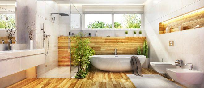 Beliebt Im Trend: Die begehbare Dusche - MeinHausShop Magazin UP93