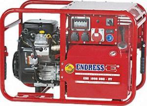 ENDRESS STROMERZEUGER ESE 1006 DBS-GT ES LEISTUNG KVA/KW 11,0/8, 8 GRÖSSE: 930X560X630MM, MIT E-START