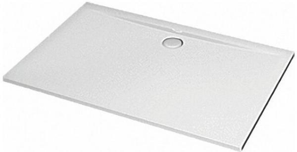 RECHTECK-BRAUSEWANNE ULITER FLAT, 1400 X 800 X 47MM WEISS
