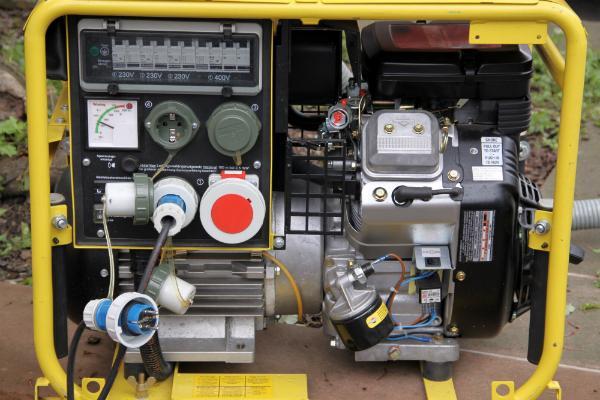 Verschiedene Anwendungen erfordern unterschiedliche Stromaggregate