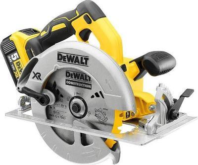 DeWalt-Akku-Handkreissaege-DCS-570-P2-54-V-ohne-Akku-und-Ladegeraet