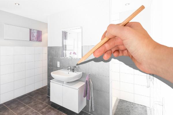 Da es Keramik in vielen Formen und Farben gibt, sind bei der Planung des Badezimmers kaum Grenzen gesetzt