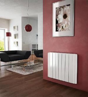 Elektrischer-Aluminium-Heizkoerper--GD-mit-Luftbefeuchter-digitale-Steuerung