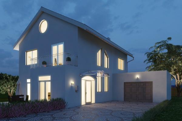 Die optimale Beleuchtung für das Energiesparhaus liefern LED Lampen