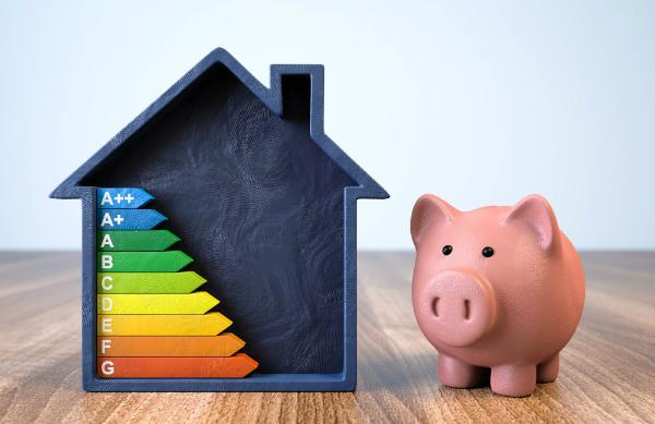 Ein Energiesparhaus ist nicht nur Nachhaltig, sondern zahlt sich über die Jahre auch finanziell aus