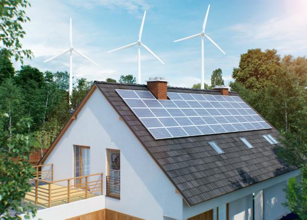 Die Kraft der Sonne nutzen und Energie sowie Geld sparen!