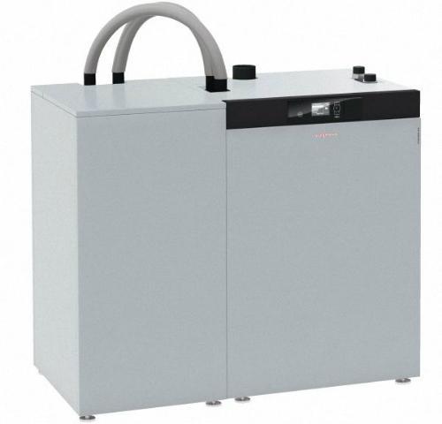 VIESSMANN Vitoligno 300-C Holzpellet-Heizkessel mit Saugsystem