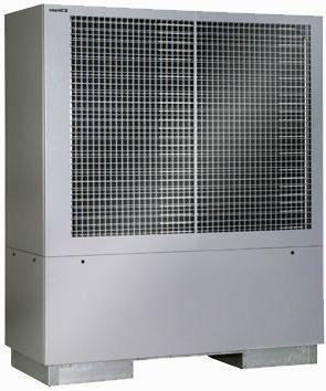DIMPLEX 376670 LA 25TU-2 Hocheffizienz Luft/Wasser-Wärmepumpe mit zwei Leistungsstufen