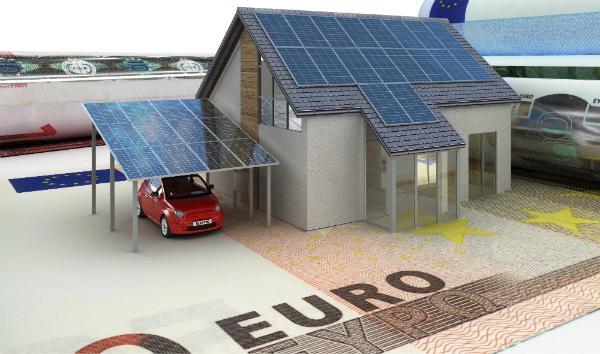 Große Banken unterstützen den Einsatz von Solarenergie im privaten Rahmen mit großzügigen Krediten